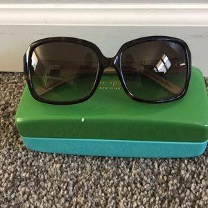 Kate Spade Lulu Sunglasses - Tortoise